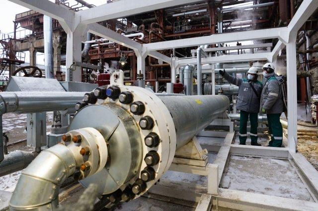 Мембранная система Medal в производстве аммиака выделяет из продувочных газов водород и возвращает его обратно в технологический процесс.