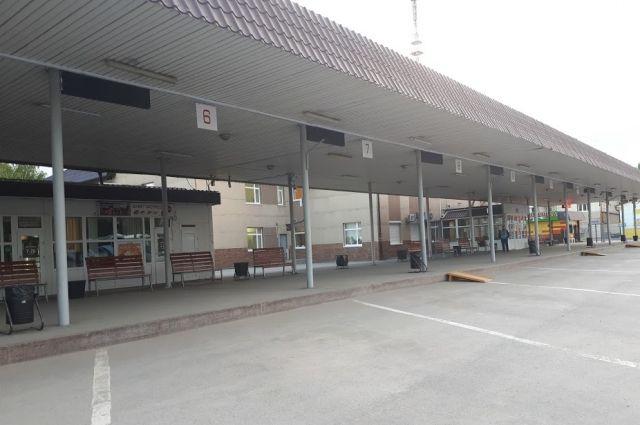 В Тюмени морозы стали причиной отмены более десяти рейсов с автовокзала
