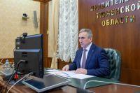 Губернатор Александр Моор провел online-встречу с журналистами