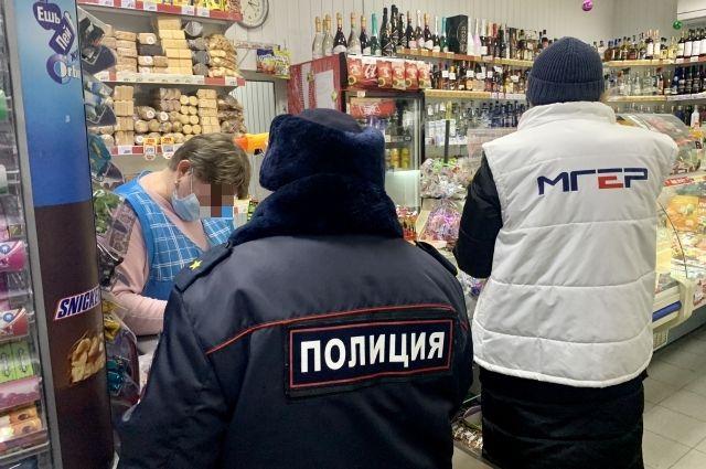 В Тюмени продавец не могла вспомнить девочку, которой продала алкоголь