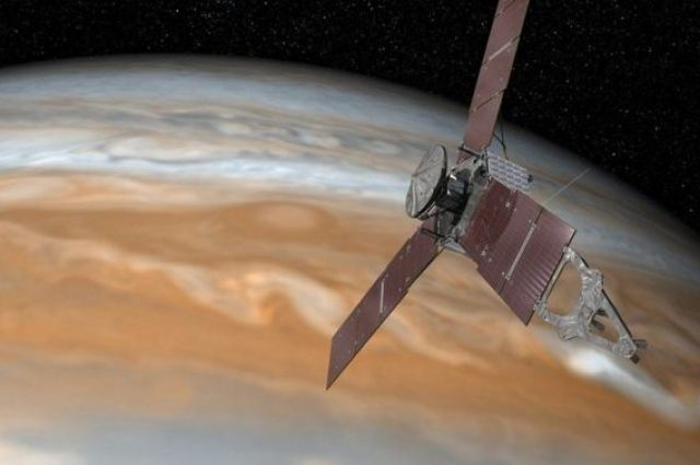 NASA: один из спутников Юпитера начал излучать Wi-Fi сигнал.