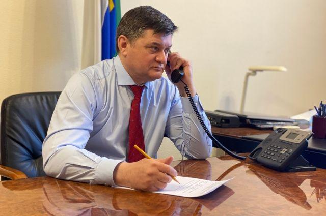 Тюменский депутат поможет ребенку пройти лечение в Москве