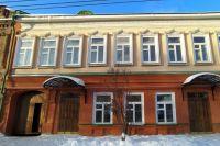 Здание оренбургского музея имени Юрия и Валентины Гагариных восстановлено.