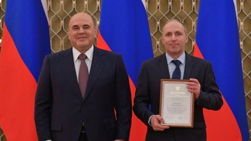 С главным художником «АиФ» Андреем Дорофеевым.