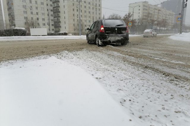 МЧС Оренбургской области предупреждает о неблагоприятном явлении погоды.