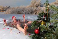 Искупавшиеся в необорудованных прорубях на Крещение жители Новосибирска получат штраф. На православный праздник в областном центре будут работать только две купели.