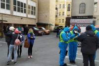 Пересечение КПВВ на Донбассе: как и где проходят обсервацию