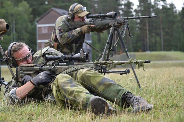 Русские идут. В Швеции и Норвегии население готовят к вторжению России?