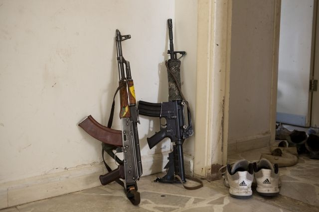 США сократили присутствие в Афганистане и Ираке