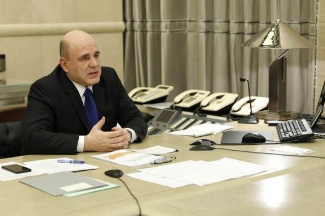 Мишустин выразил соболезнования в связи со смертью Грачевского