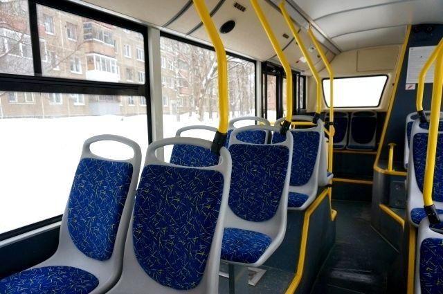 На автобусном маршруте №36 организуют укороченные рейсы от площади Дружбы до Ивановской.