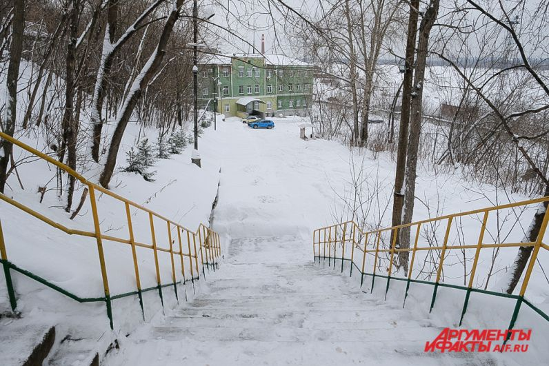 «Зелёное кольцо» в Перми.