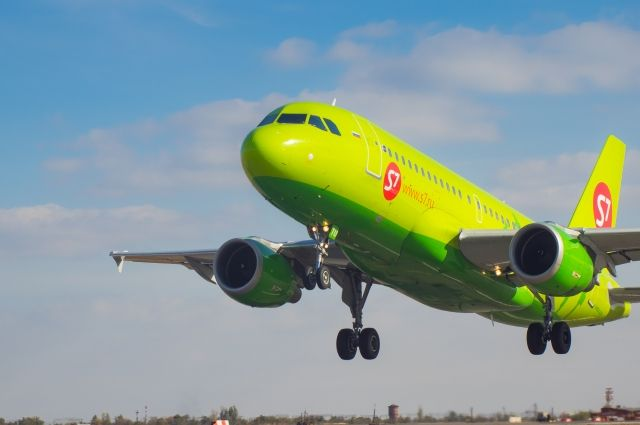 Самолеты отправлены на запасные аэродромы