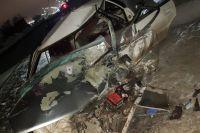 Легковой автомобиль двигался по Гусинобродскому шоссе в сторону улицы Коминтерна