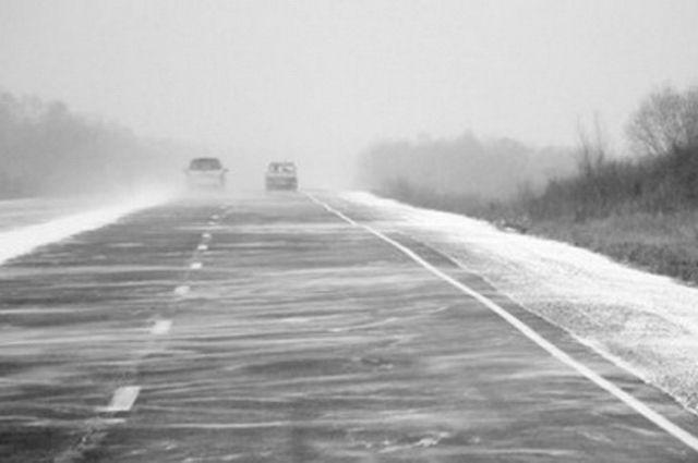 Повлияли на рост ДТП погодные условия