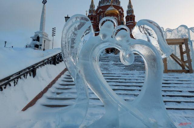 В Ижевске в десятый раз проходит фестиваль ангелов и архангелов