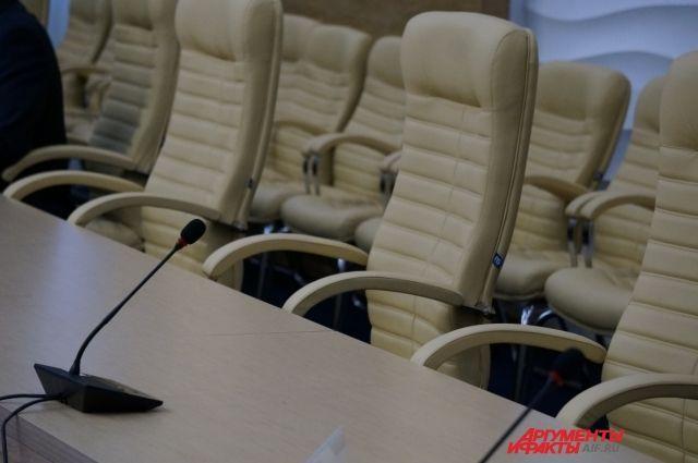 За Александра Токарева проголосовали депутаты.