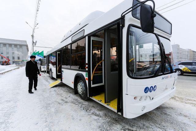 Работу общественного транспорта в Новосибирске из-за Крещения продлевать не будут.
