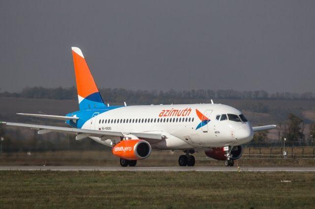 Прямой рейс в Элисту собираются открыть из Ростова-на-Дону