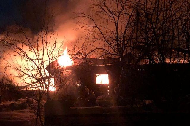 Случай счастливого спасения произошел в городе Куйбышев Новосибирской области.
