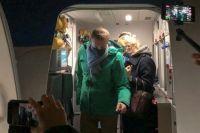 Суд над Навальным проходит прямо в отделении полиции