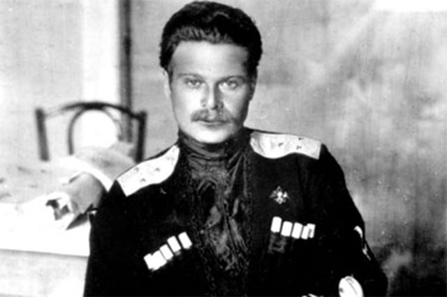 Андрей Шкуро.