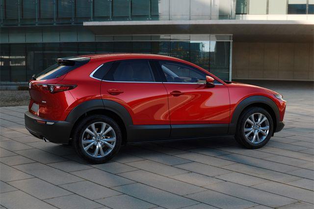 Mazda CX‐30.