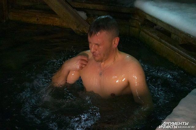 В этом году из-за пандемии коронавируса не было официально разрешенных мест для крещенских купаний.