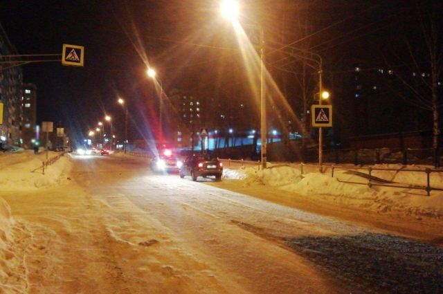 7-летнего мальчика сбил в Ижевске водитель «Лады Гранты»