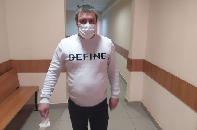 Уфимец Владимир Санкин, осужденный за смерть педофила.