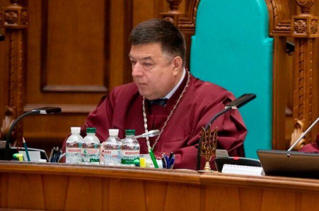Главу КСУ Тупицкого не пускают на рабочее место