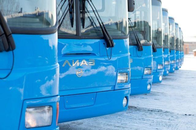 Стоимость одного автобуса - около 8 млн рублей.