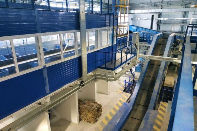 Мусоросортировочный завод в Ишиме формирует кадровый резерв