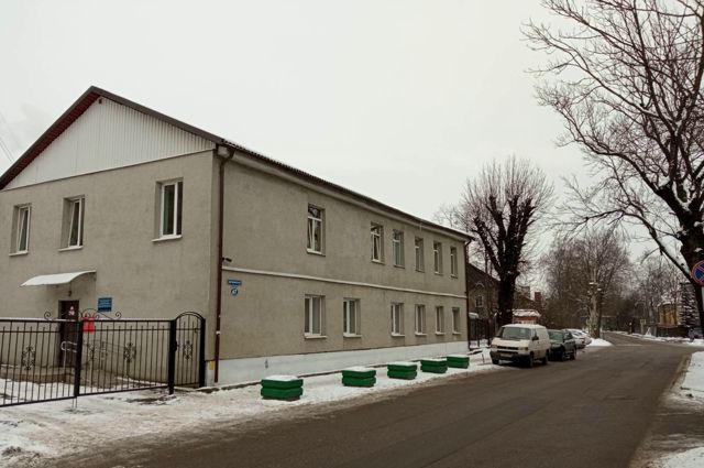 Отделение на ул. Ялтинской