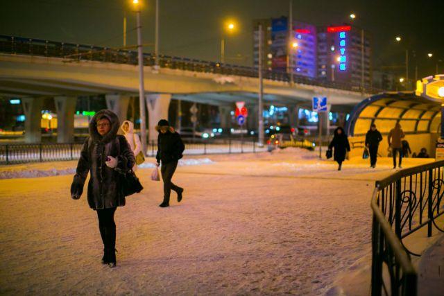 Морозы продержатся в республике до 21 января.