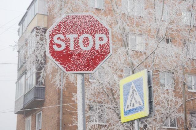 Пешеходный переход не гарант безопасности, автомобилю сложно резко затормозить.