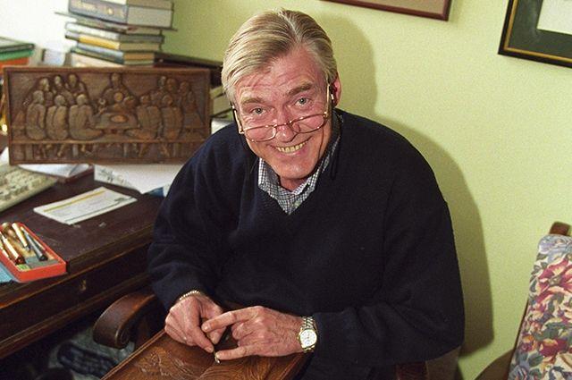 Борис Щербаков.