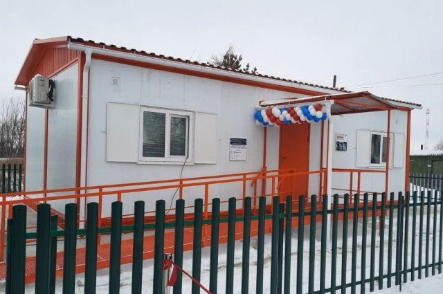 В Заводоуковском районе открылись четыре новых ФАПа