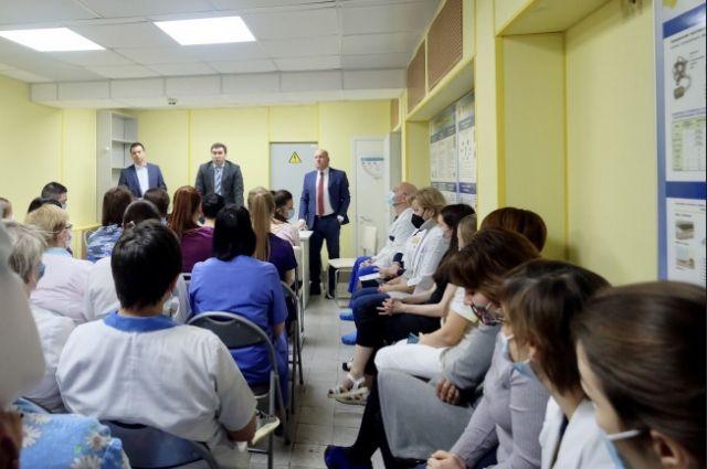 Для врачей открываются новые профессиональные возможности