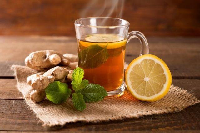 Имбирный чай: полезные свойства напитка