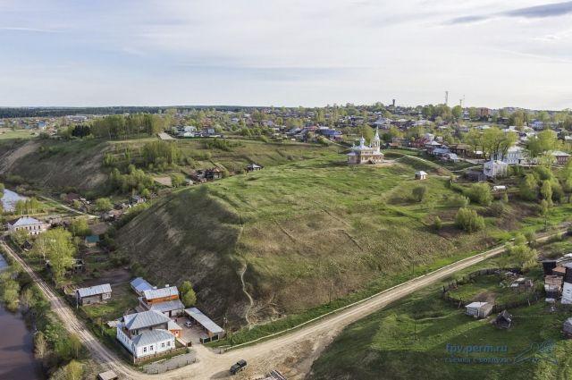 Теперь в регионе есть «Уездный город Чердынь».