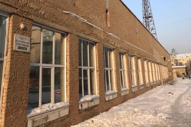 Ремонт стадиона «Металлург» начался осенью прошлого года.