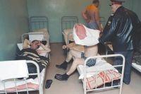 За год в вытрезвителе Усинска побывали 43 человека, из них три — женщины.