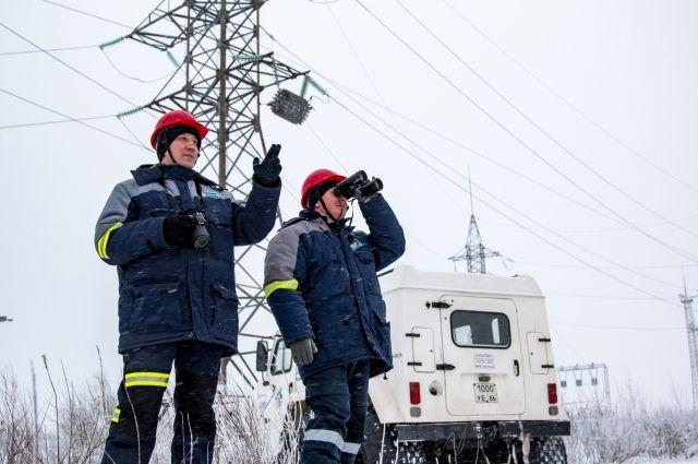 Жители Тюменского района страдают от нелегальных потребителей электричества