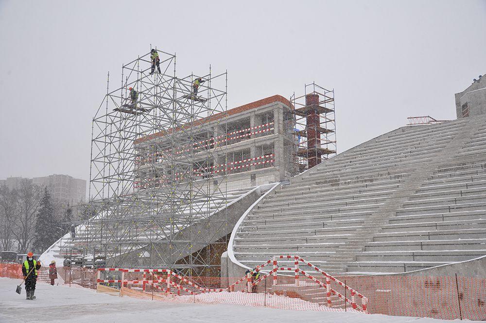 После реконструкции «Москвич» сможет вмещать на 20% больше зрителей на трибунах, чем раньше – до 4 200 человек.
