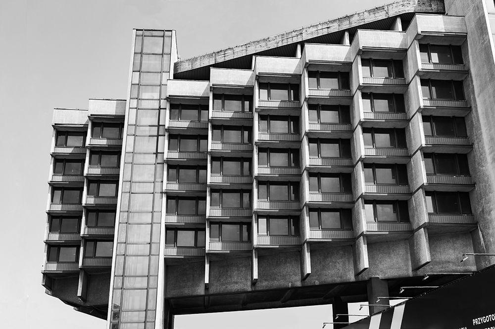 Экспериментальные дома советского периода в странах Европы