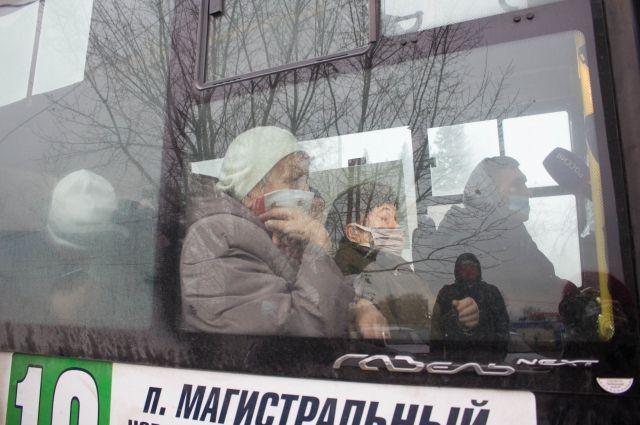 В Оренбурге, возможно, обновят муниципальный транспорт.