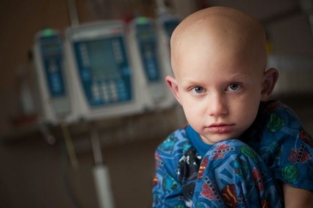 В Украине ежегодно выявляют рак у примерно тысячи детей