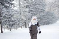 Серьезное похолодание придет в Красноярск на следующей неделе.