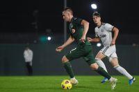 В ОАЭ ФК «Краснодар» сыграл вничью с «Легией».